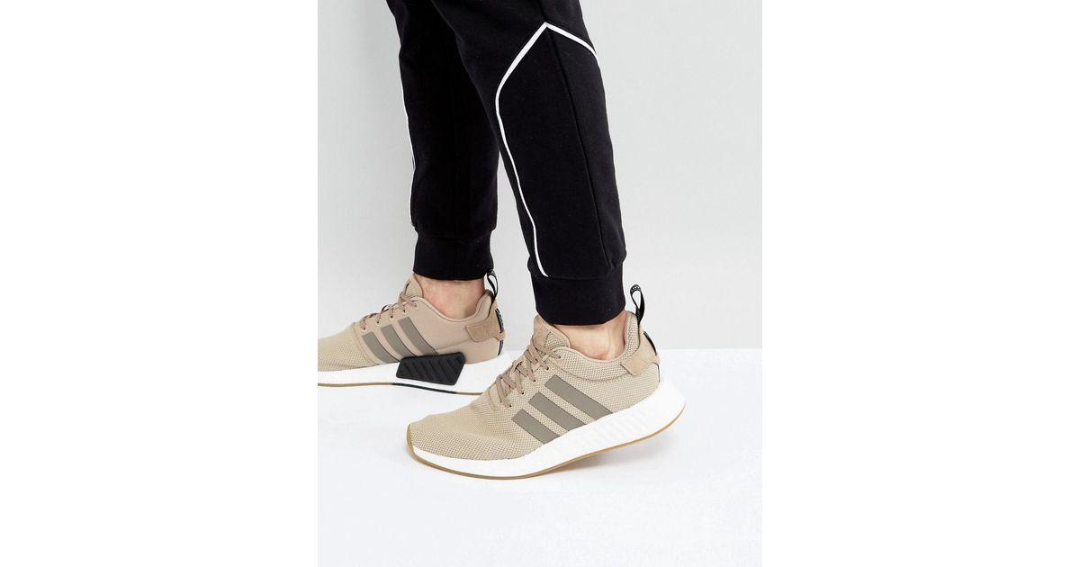 adidas Originals Leather Nmd R2