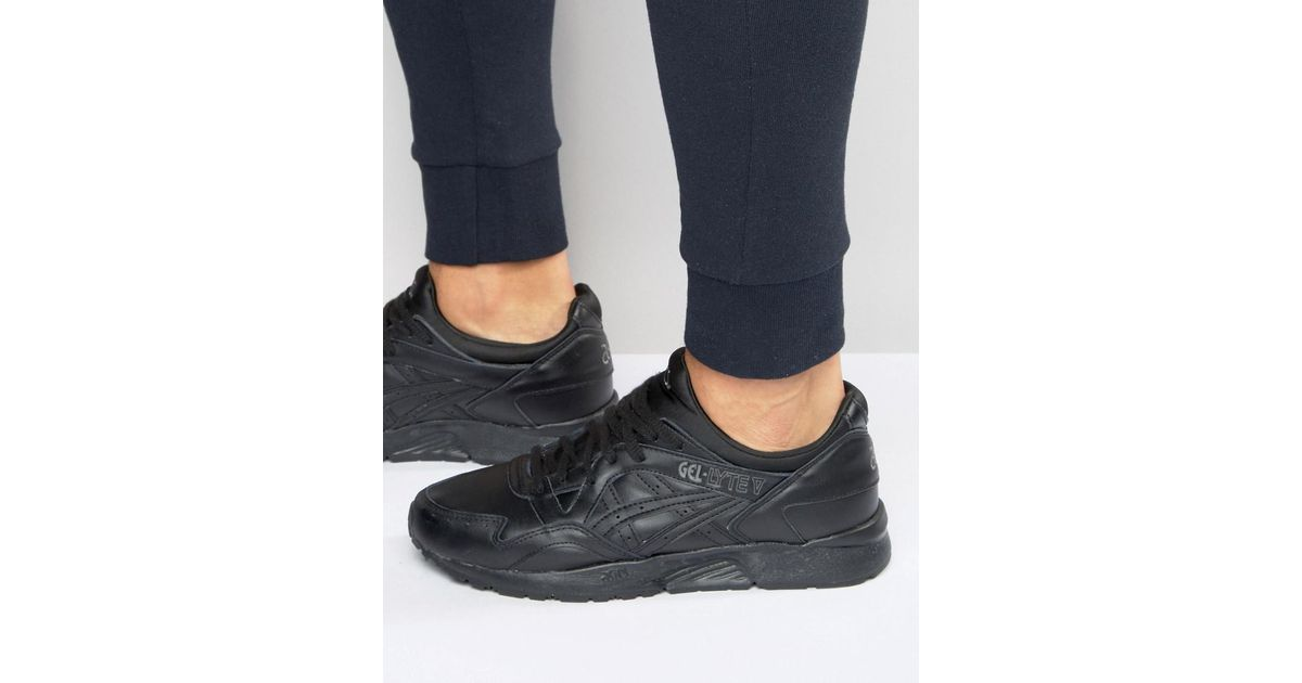 timeless design online here how to buy Asics Gel-lyte V Trainers In Black H6r3l 9090 for Men - Lyst