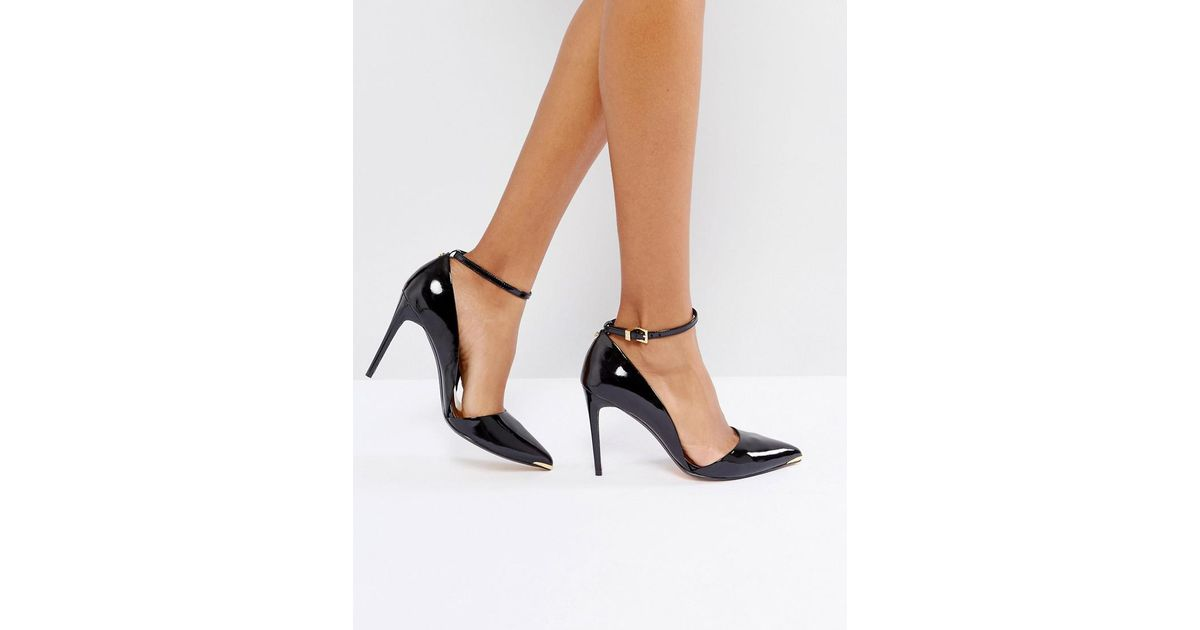 Ted Baker Black Shoes Point