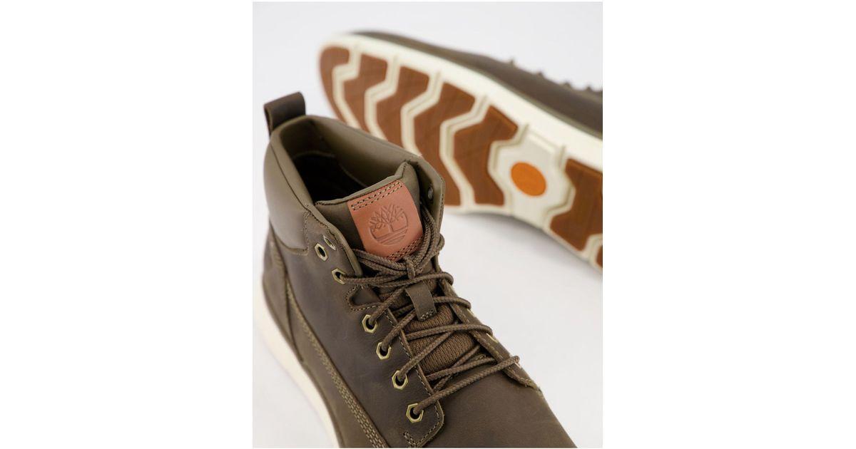 timberland kaki