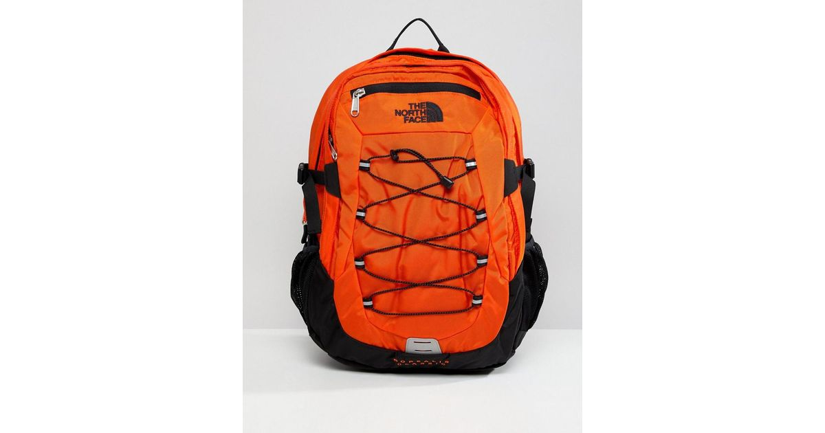 8afe97387 The North Face Borealis Classic Backpack 29 Litres In Orange for men