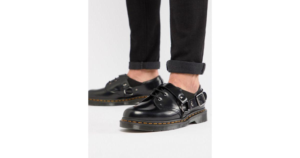 930ad793e58 Dr. Martens Fulmar Shoes In Black for men