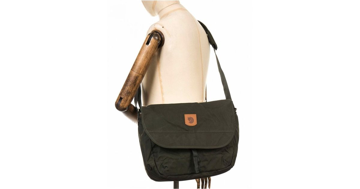 neue Fotos moderate Kosten neueste Fjallraven Fjallraven Greenland Shoulder Bag for men