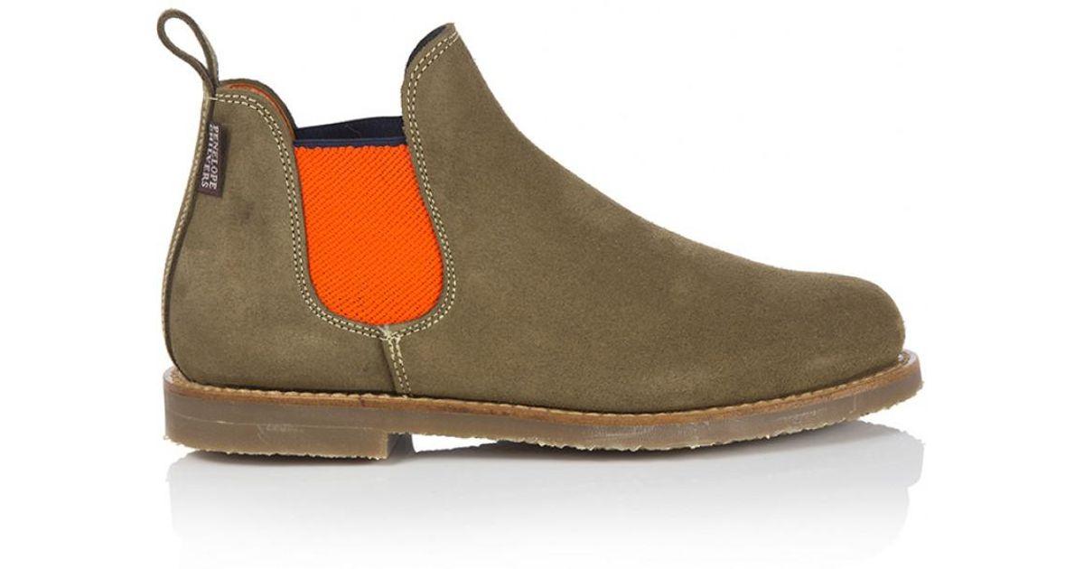 3dc136ca216c2b Chelsea Boots Neon – Verein Bild Idee