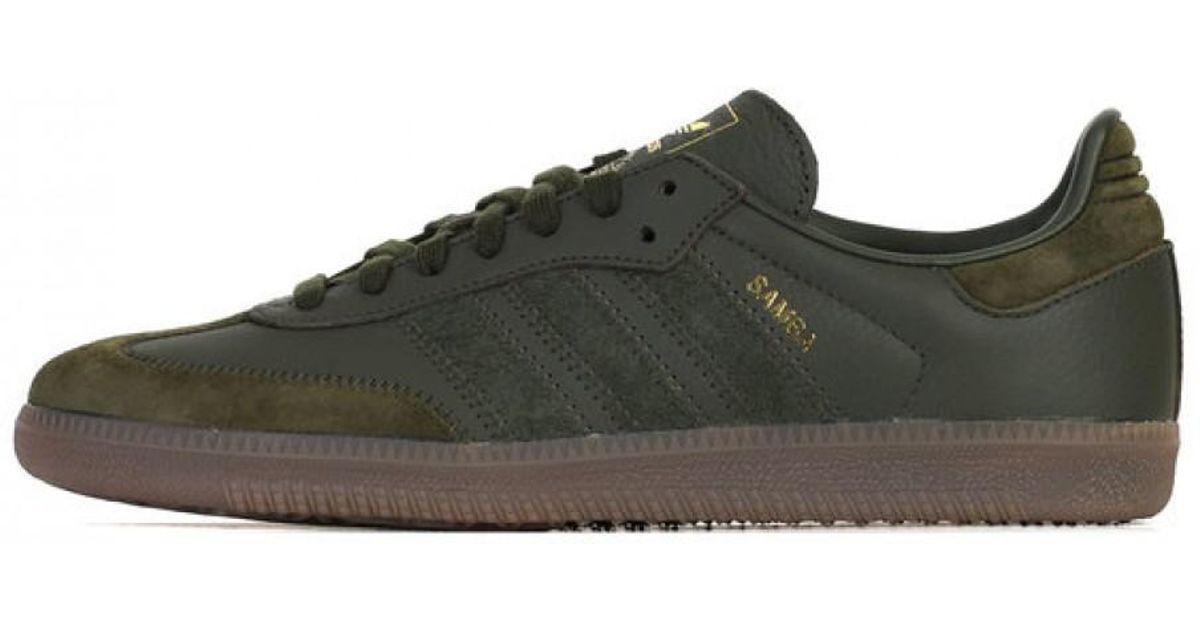 Green for Trainer Ft men Adidas Samba Og pGzMVSqU