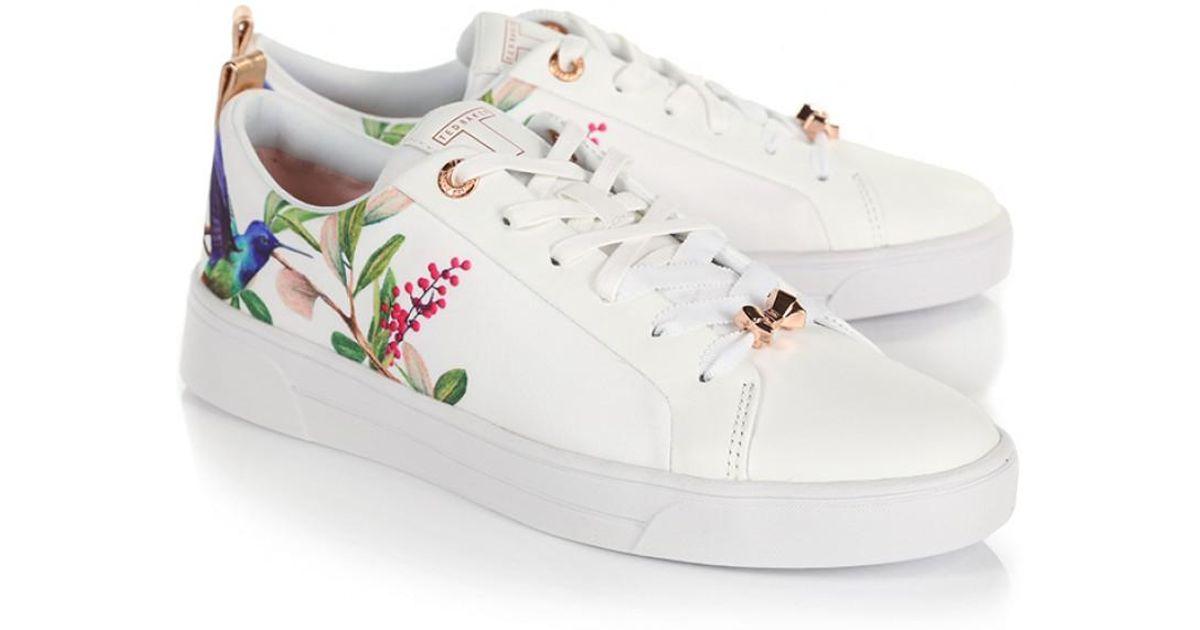Ted Baker Womens Ahfira Sneaker