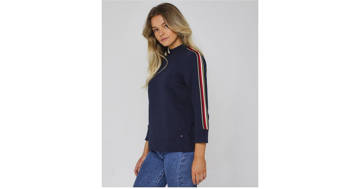 Tommy Hilfiger Heritage Long Sleeve Slim Polo Donna