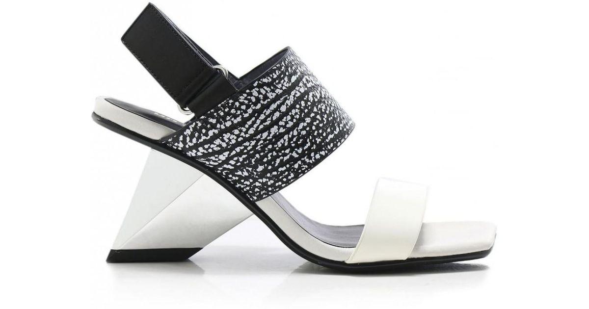 Sandals UNITED NUDE - Loop Tech 101240127 Black - Casual