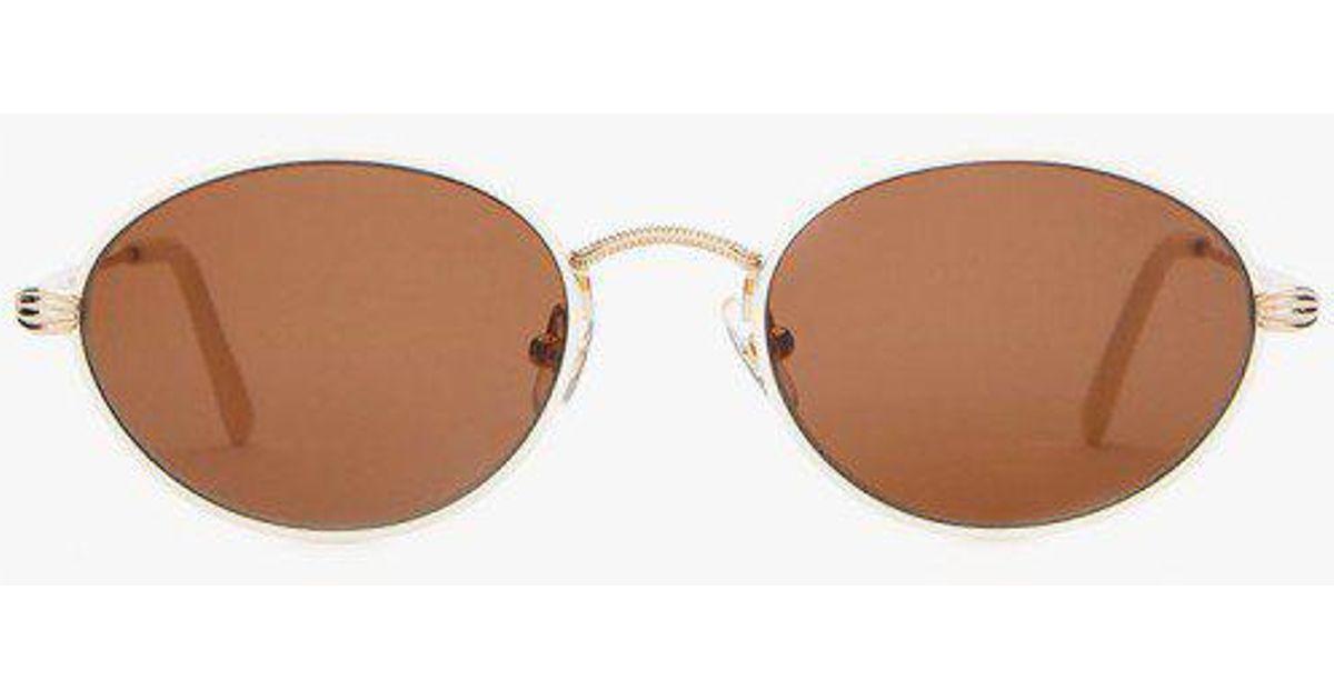 2edb6004b7 Lyst - Crap Eyewear The New Riddim Sunglasses in Natural