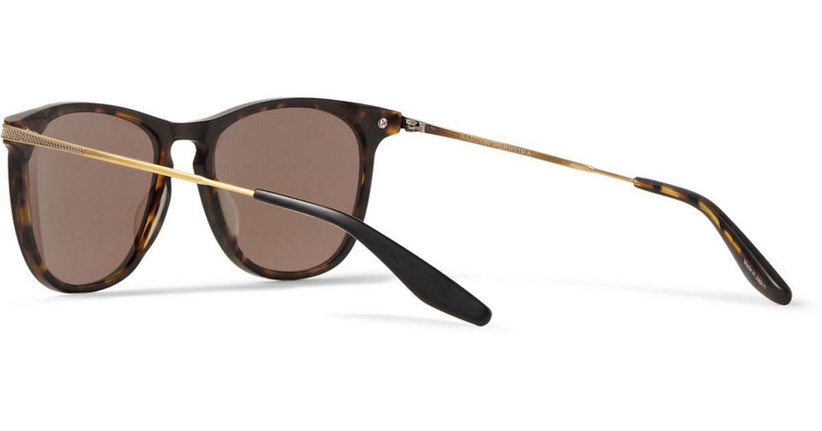 Buy Cheap Inexpensive Barton Perreira square frame sunglasses Outlet ...