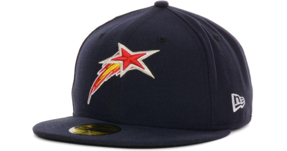 4c4c525f52f Lyst - KTZ Huntsville Stars Milb 59fifty Cap in Blue for Men