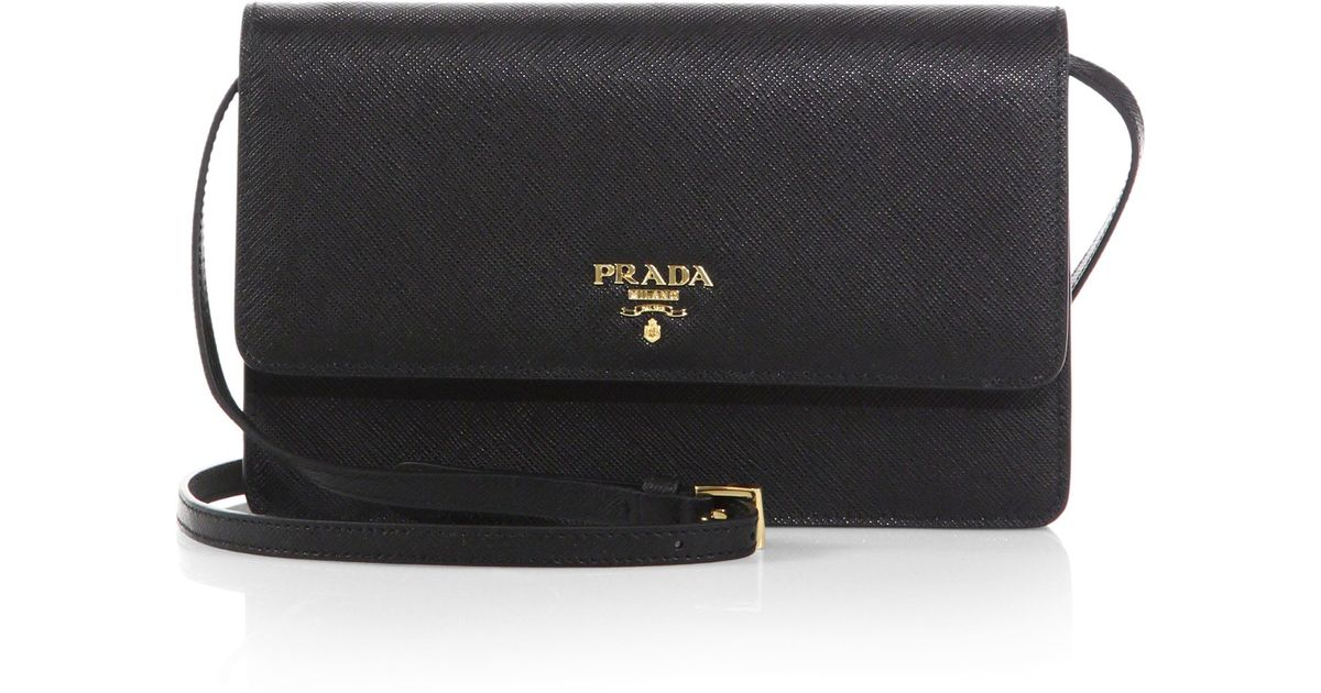 prada crossover body bag