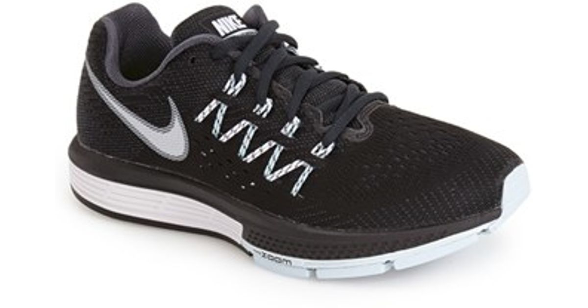05b0f355c49d8 ... italy lyst nike air zoom vomero 10 running shoe in black 1b19c 5f7b4