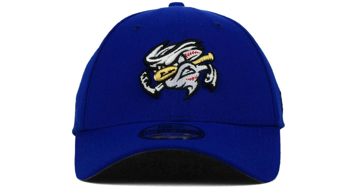 lower price with lower price with official KTZ Omaha Storm Chasers Classic 39Thirty Cap in Blue for Men - Lyst