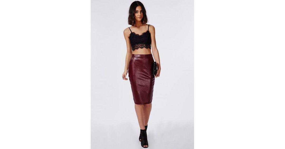 Locks And Trinkets Ger High Waisted Skirt Pencil Bag