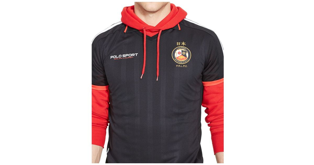 Japan Ralph Lauren Polo Black hombre para Jersey Sport y6bfY7g
