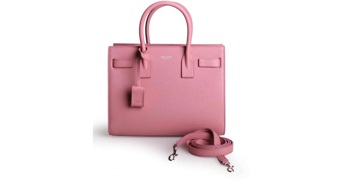 7af314f5d864 classic small sac de jour bag in old rose grained leather