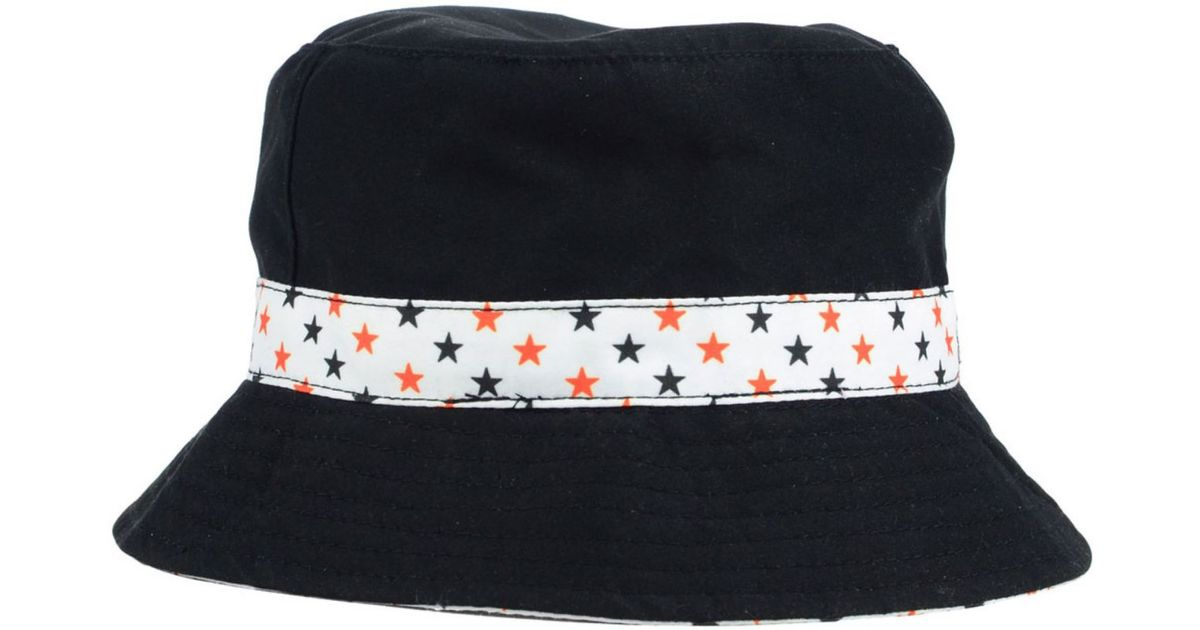 KTZ Black Kids' Philadelphia Flyers Reversible Bucket Hat
