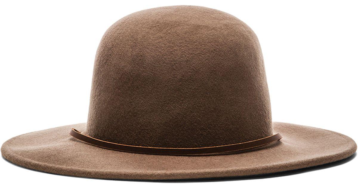 b8f636704d Brixton Brown Tiller Hat for men