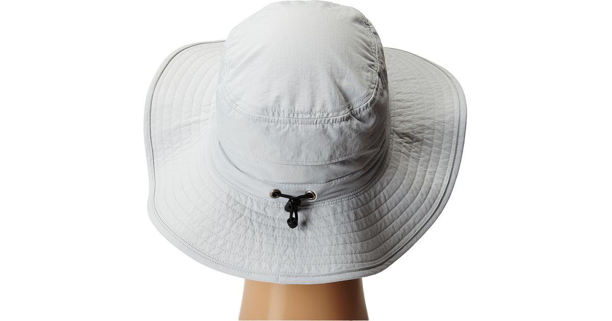 f6f1a68cb The North Face Gray Horizon Breeze Brimmer Hat