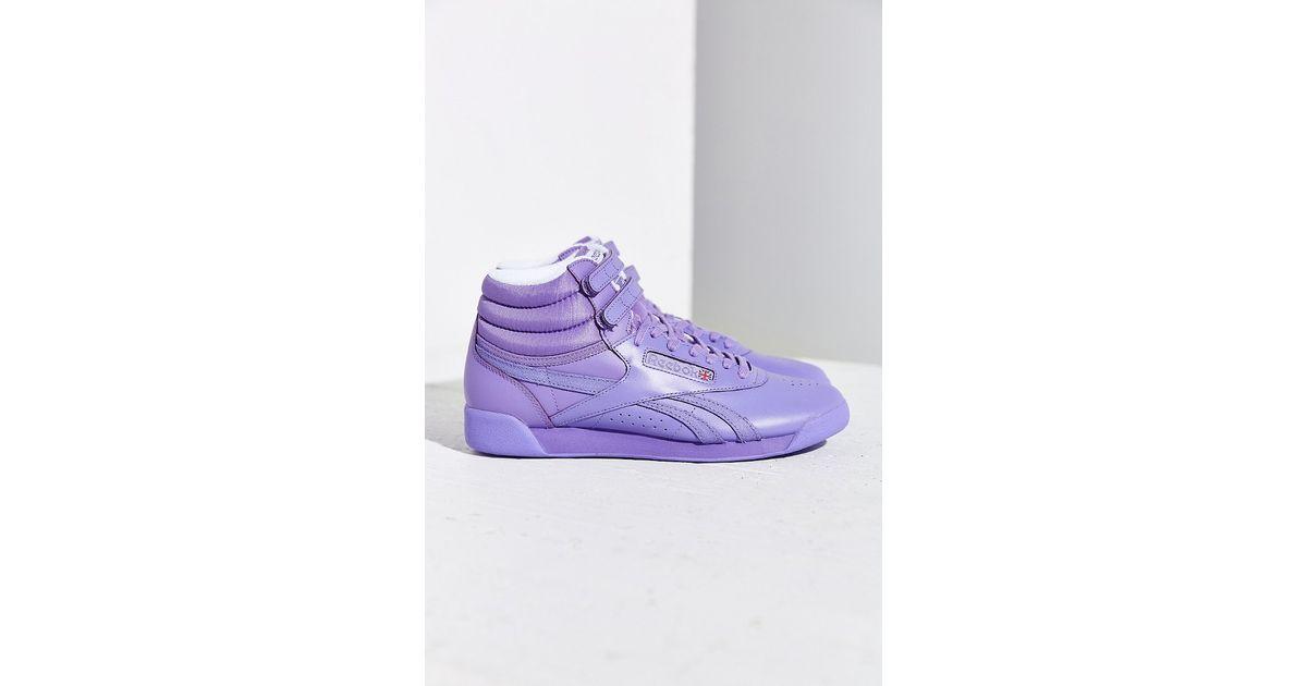 Reebok Freestyle Hi Spirit Sneaker in