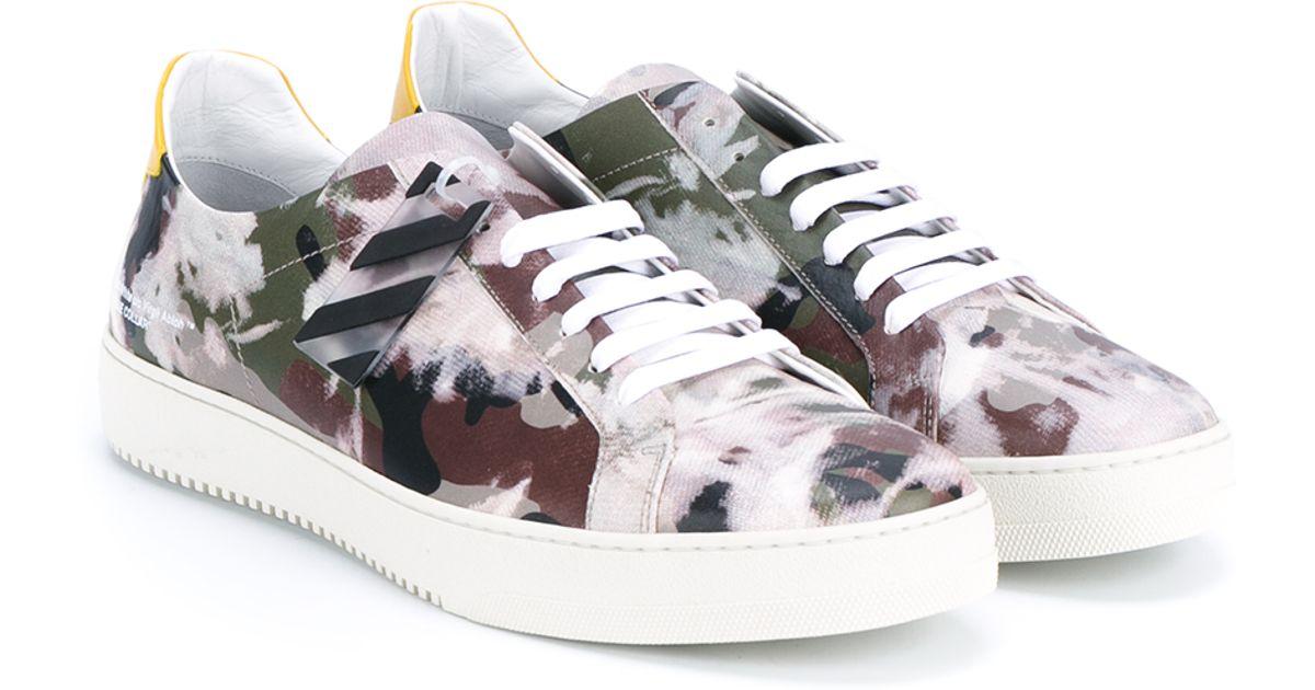 Off-White c/o Virgil Abloh Camouflage