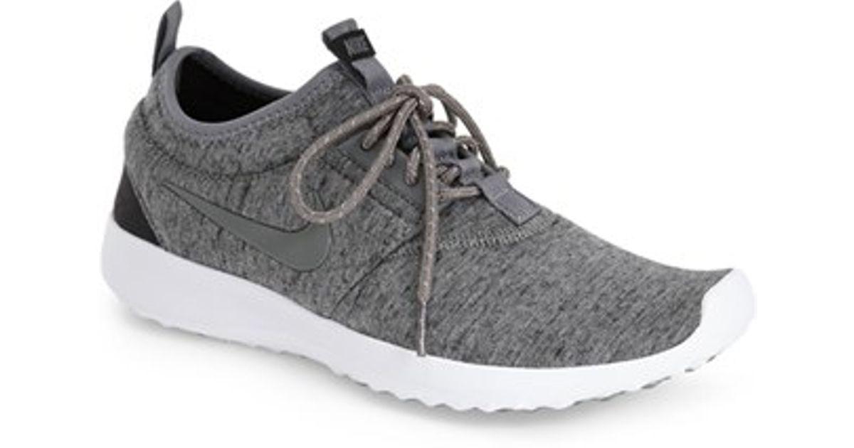 03404ab1f453 Lyst - Nike  Juvenate Fleece  Sneaker in Gray