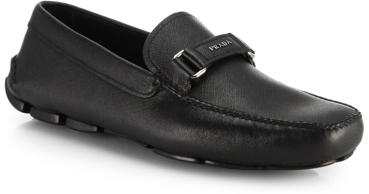 drive loafers Prada suE4tTRR
