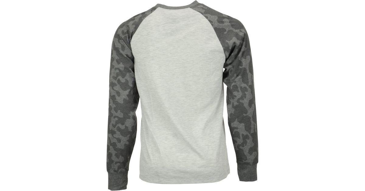 0892b9c2b Lyst - 47 Brand Men s Cincinnati Bengals Stealth Camo Sweatshirt in Gray  for Men