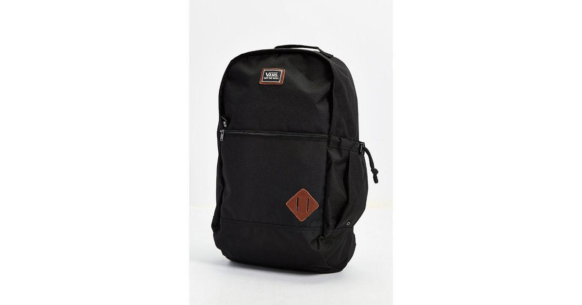 a3e695a832413e Lyst - Vans Van Doren Ii Backpack in Black for Men