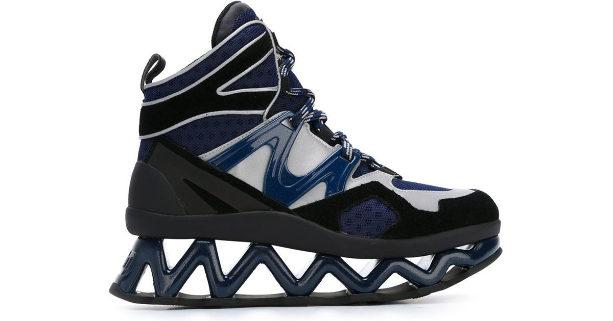 Marc Jacobs Leather 'ninja' Sneakers