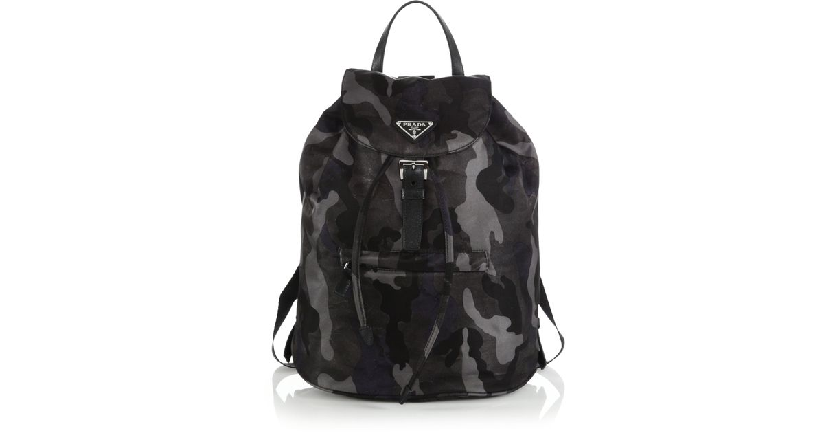 Code For Prada Backpack Camo