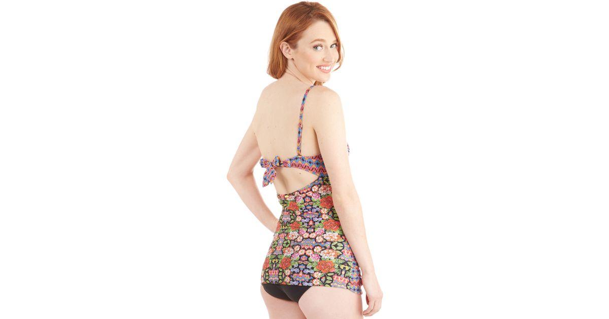 d4fcb13d2a Lyst - Jessica Simpson Let s Have Sun Fun One-piece Swimsuit