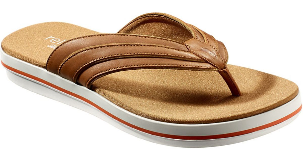 Tommy Bahama Relaxology Jacobst Thong Sandals Lyst