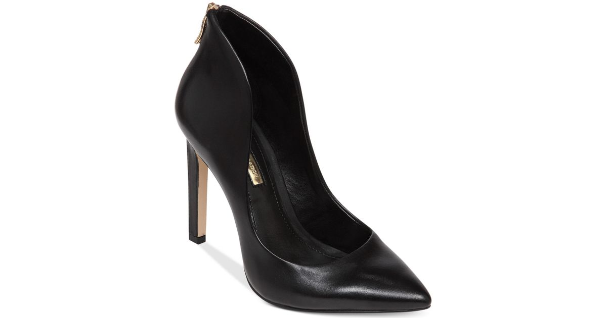 4cf7c97fe527 BCBGeneration - Black Conrad Pumps - Lyst