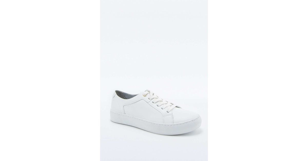 fdde1dfc6b4dc2 Vagabond Zoe White Lace-up Trainers in White - Lyst