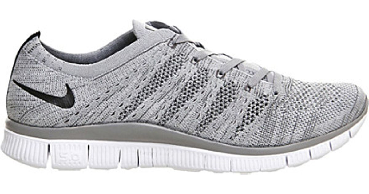 Nike Free Flyknit Mesh Trainers - For