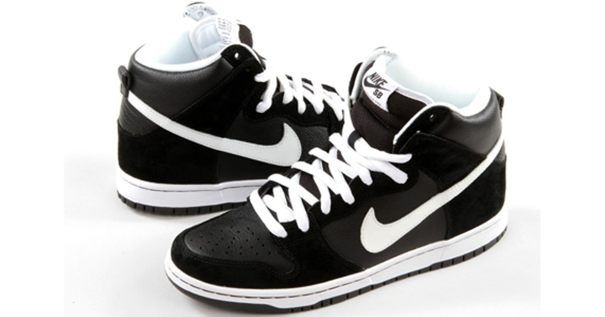 super popular b1ae6 3c7d0 Nike Black Sb Dunk High Pro