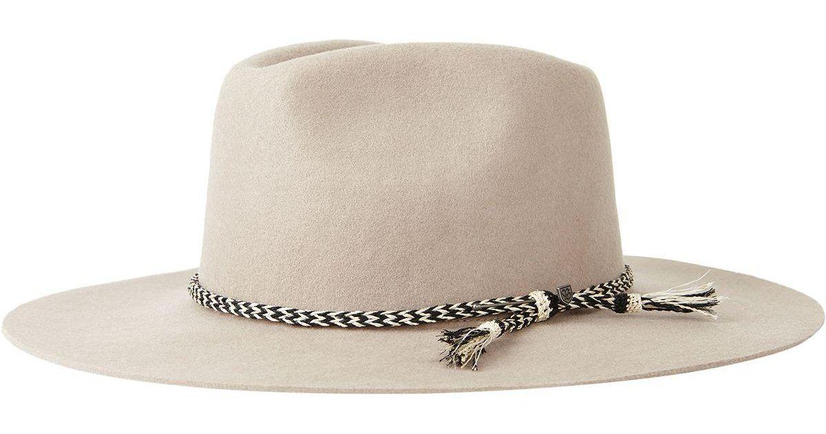 5693149b2 Brixton Multicolor Leonard Ii Hat for men