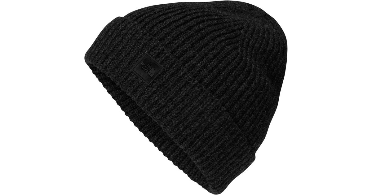 71abcf250 The North Face Black Cryos Cashmere Beanie for men