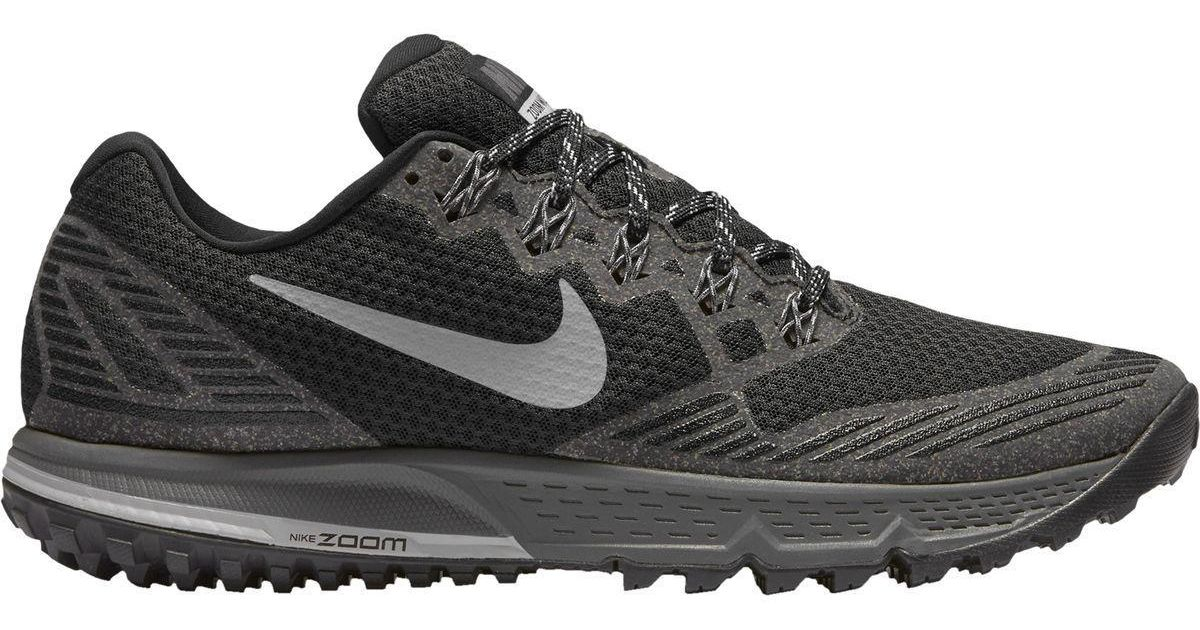 finest selection 61b62 29995 Nike Gray Air Zoom Wildhorse 3 Trail Running Shoe for men