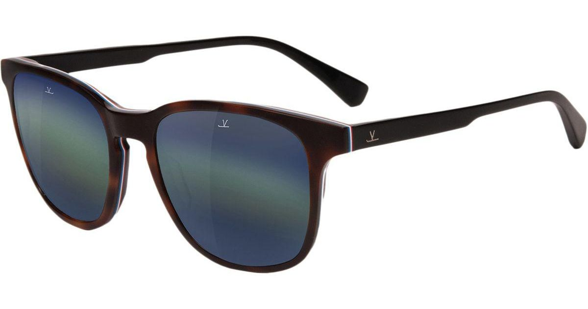 18fae993fe6 Lyst - Vuarnet Square District Vl 1618 Sunglasses in Gray for Men