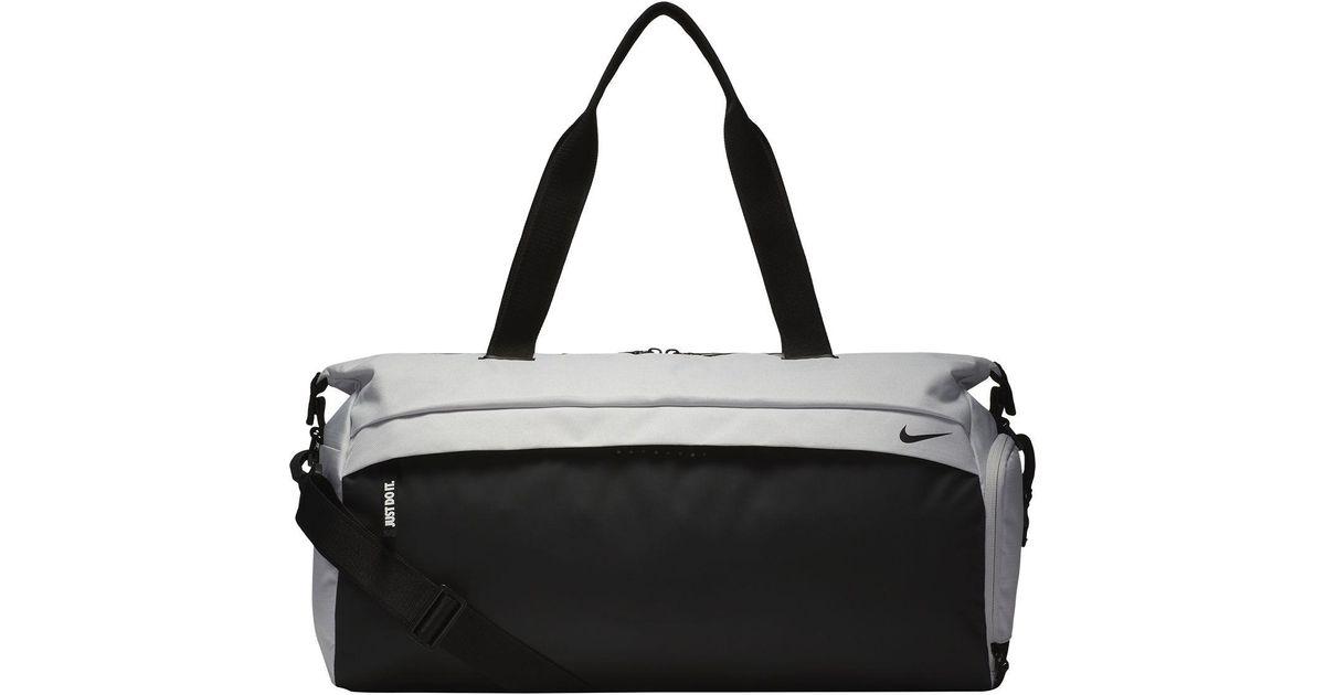 Lyst - Nike Radiate Training Club Duffle Bag in Black for Men f2eb74ad6d098