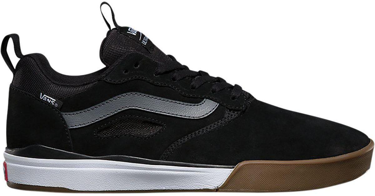 Lyst - Vans Ultrarange Pro Skate Shoe in Black for Men 381b9d13d15