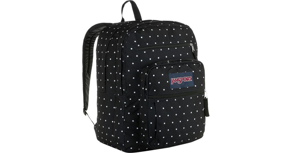 c087bdac3cab Lyst - Jansport Big Student 34l Backpack in Black for Men