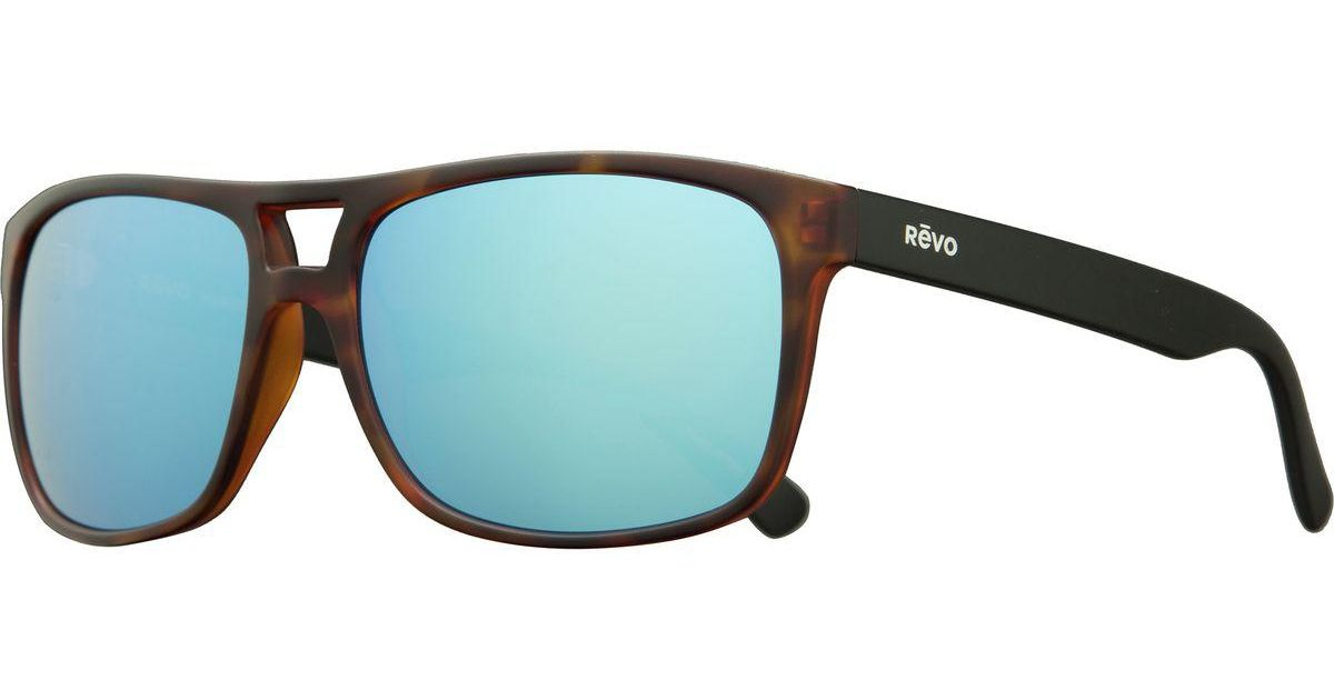 e31f1989595 Lyst - Revo Holsby Sunglasses - Polarized in Blue