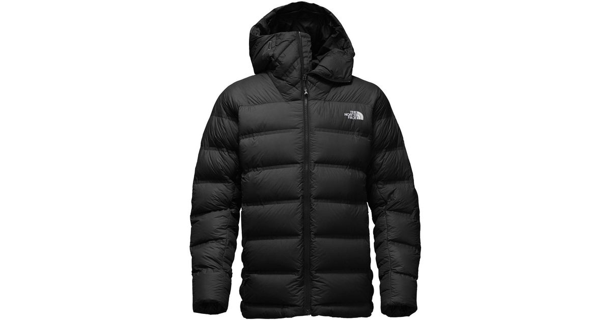 b7e857bc7 The North Face Black Summit L6 Down Belay Hooded Parka for men