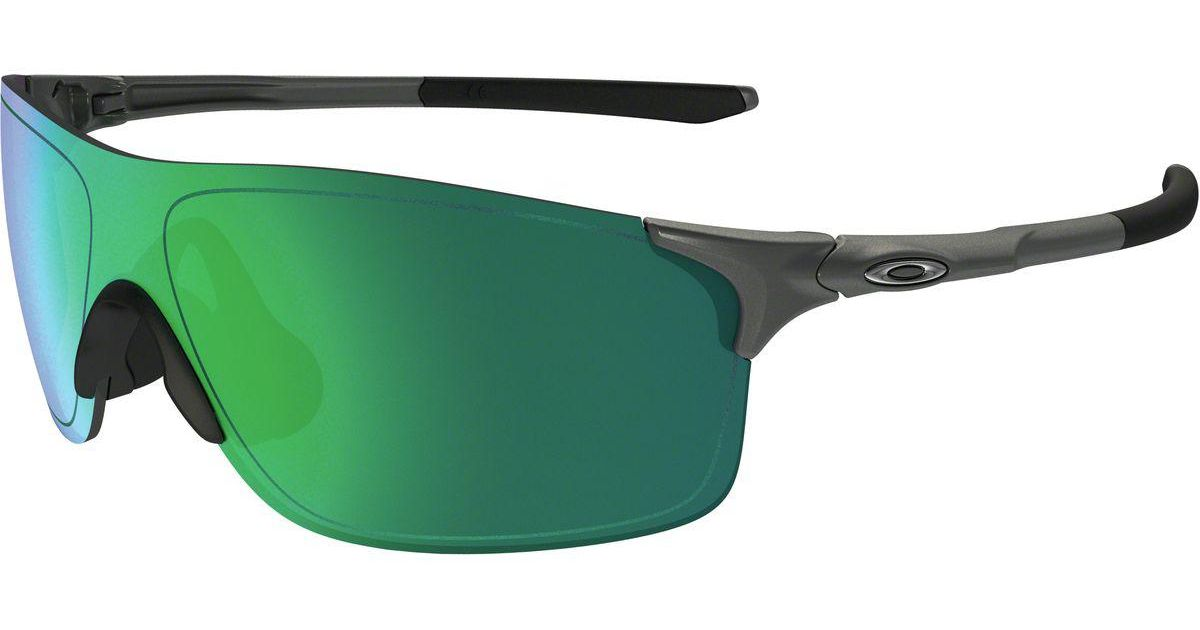 7136b7d1c29 Lyst - Oakley Evzero Pitch Sunglasses in Green for Men