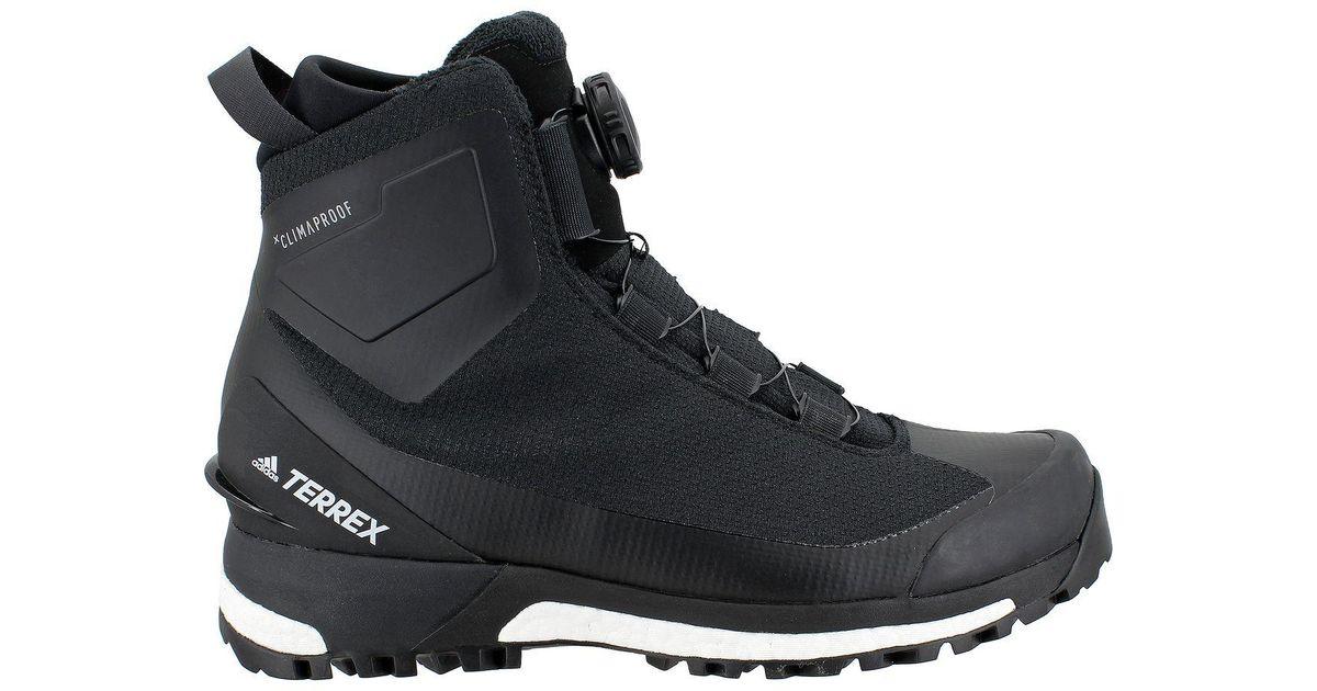 f52f99a982a Adidas Originals Black Terrex Conrax Boost Boa Boot for men