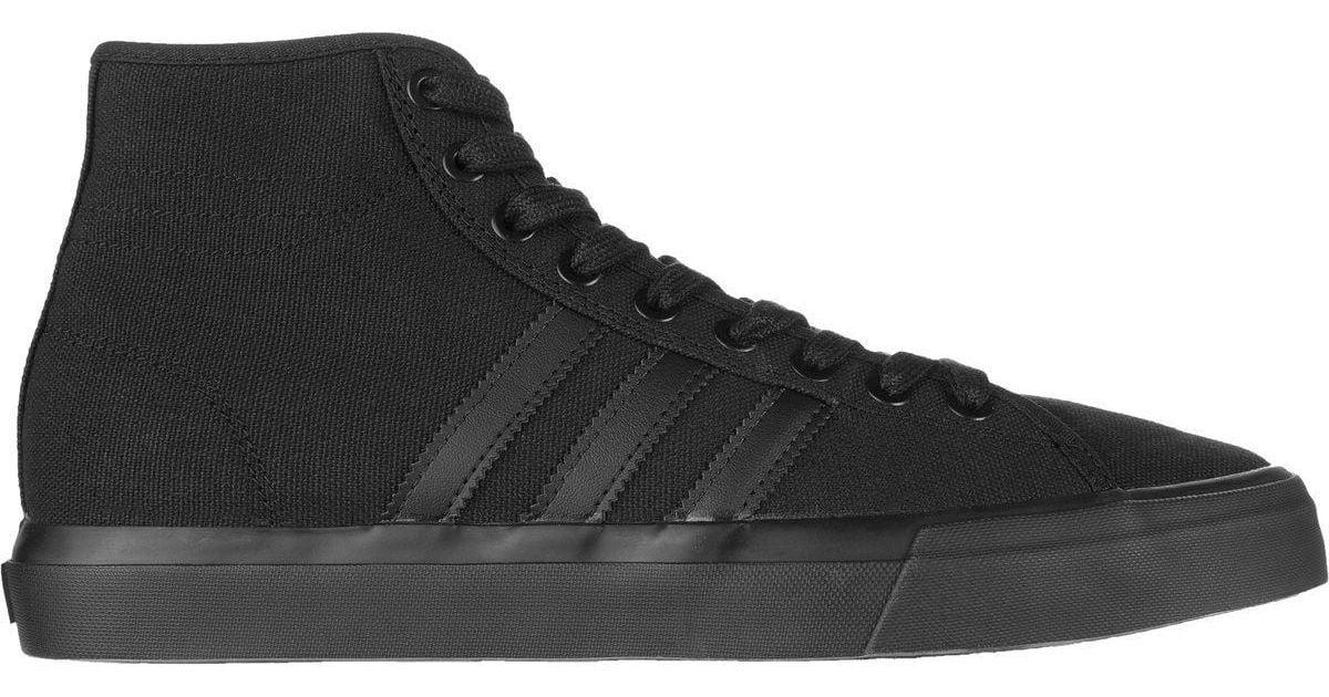adidas Suede Matchcourt High Rx Shoe in